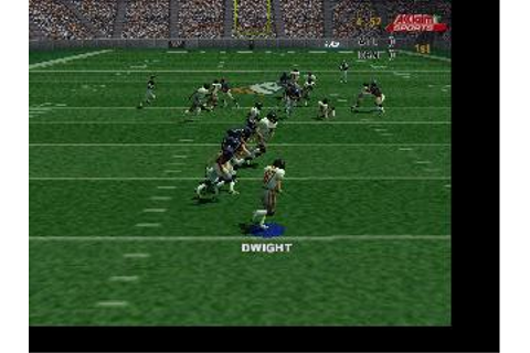 NFL Quarterback Club 2000 Nintendo 64 Game
