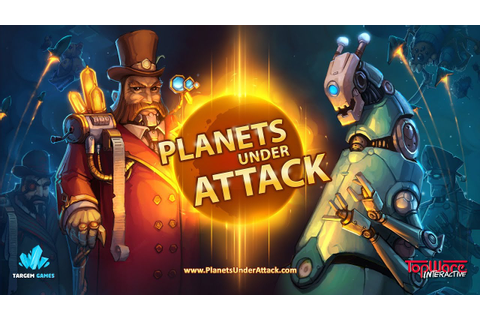 Planets under Attack Gameplay [ PC HD ] - YouTube