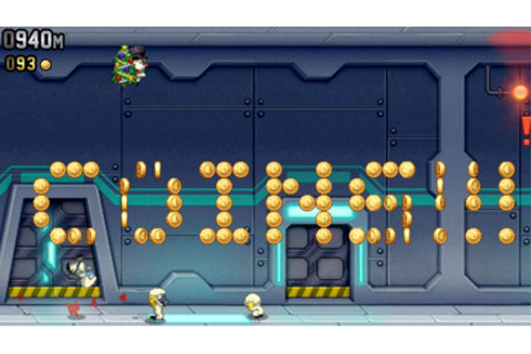 Jetpack Joyride Game | PS4 - PlayStation