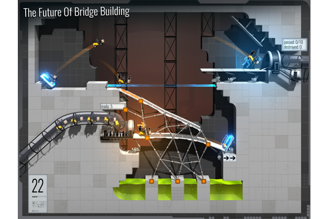 Bridge Constructor Portal for Android - APK Download