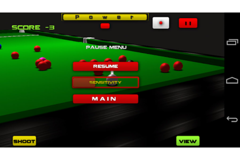 Snooker 3D for Android - Download