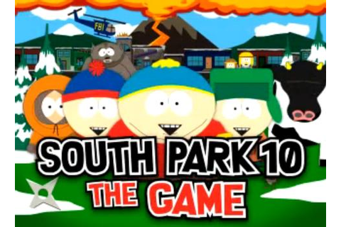 South Park 10: The Game - Wikipedia