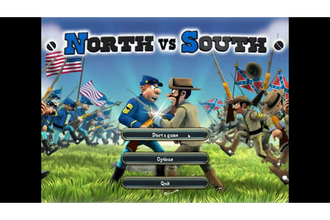 Let's Quickly Play The Bluecoats: North vs South - YouTube