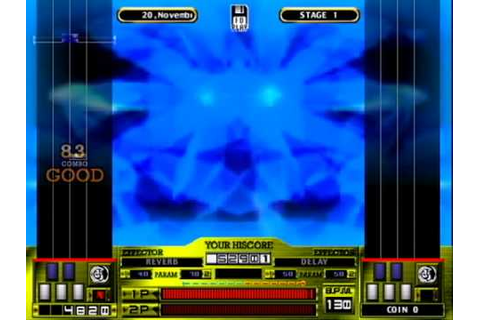 beatmania III THE FINAL - Playing for 20,November - YouTube