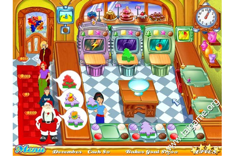 Cake Mania: Back to the Bakery - Download Free Full Games ...