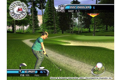 Outlaw Golf:Free Download Games 2013