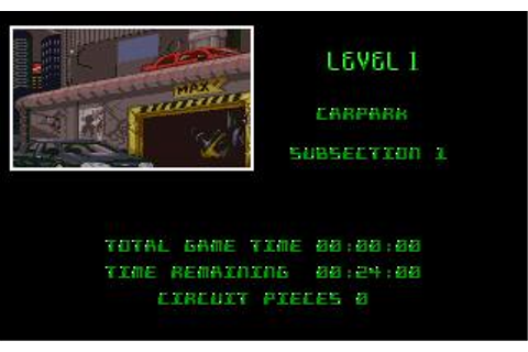Impossible Mission 2025 Download (1994 Amiga Game)