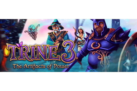Steam Community :: Trine 3: The Artifacts of Power