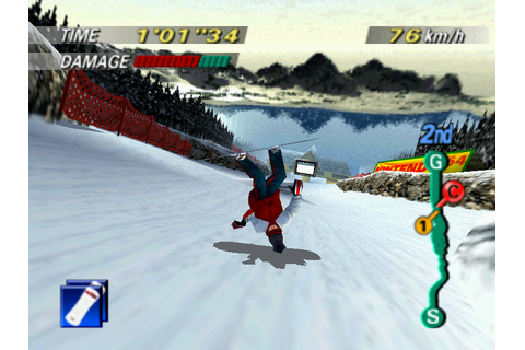 1080° Snowboarding Download Game | GameFabrique