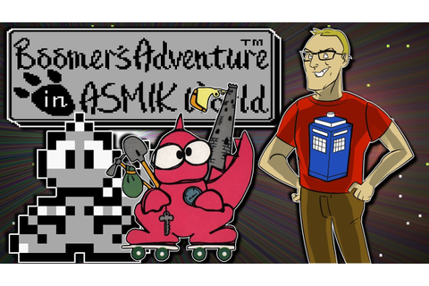 Boomer's Adventure in Asmik World (Nintendo Game Boy Retro ...
