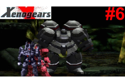 Xenogears PS1 Gameplay #6 [Calamity Is POWERFUL!!] - YouTube