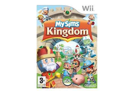My Sims Kingdom Wii Game - Newegg.com