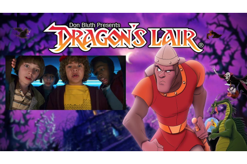 Dragon's Lair (1983) | Full playthrough - YouTube