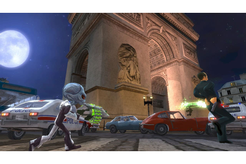 Destroy All Humans ! En Route Vers Paname ! - Jeu Xbox 360