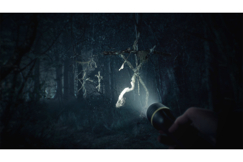 Bloober Team's Blair Witch New Trailer Showcases Gameplay