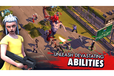 Zombie Anarchy: Survival Game - Android Apps on Google Play