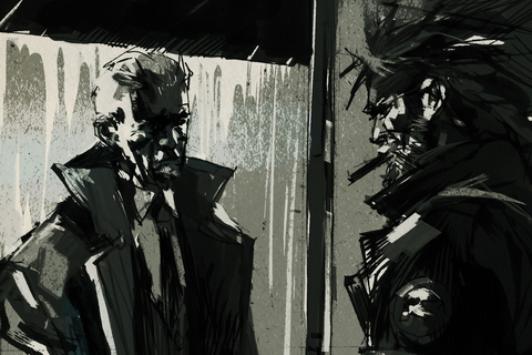 Metal gear solid peace walker video games wallpaper ...