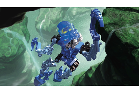 LEGO Bionicle: The Legend of Mata Nui Archives - Nintendo ...