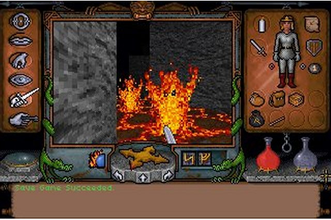 Ultima Underworld: The Stygian Abyss Review by metzomagic.com
