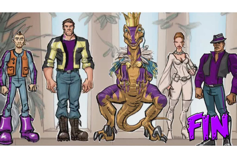 Saints Row IV Enter The Dominatrix DLC Fin • Raptors ...