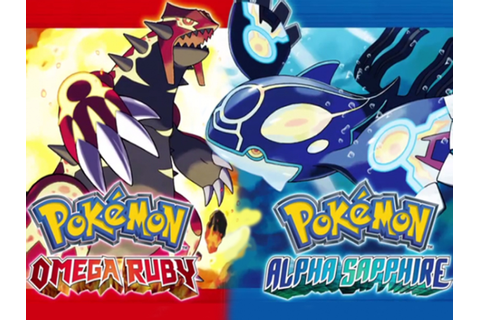 How to Choose Between Pokémon Omega Ruby and Alpha Sapphire