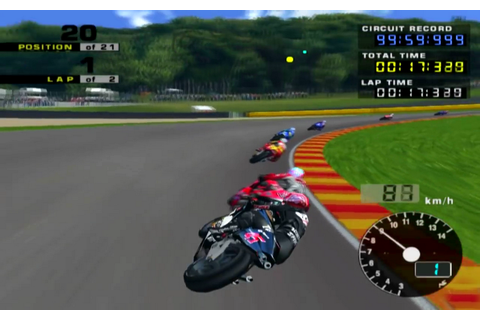 MotoGP 2 Download Game | GameFabrique