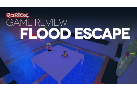 Game Review - Flood Escape - YouTube