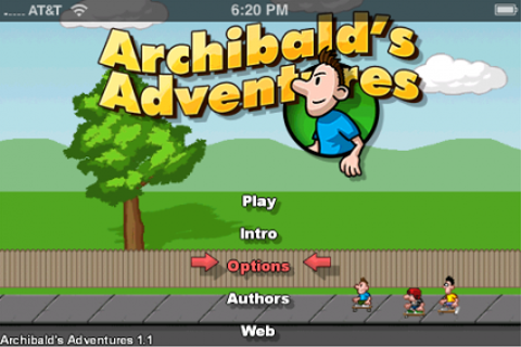Download Archibalds Adventures gratis her