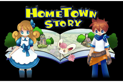 Hometown Story Coming To 3DS With More Content Than Mobile ...