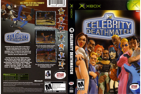 MTV Celebrity Deathmatch PC - PC - Arena80
