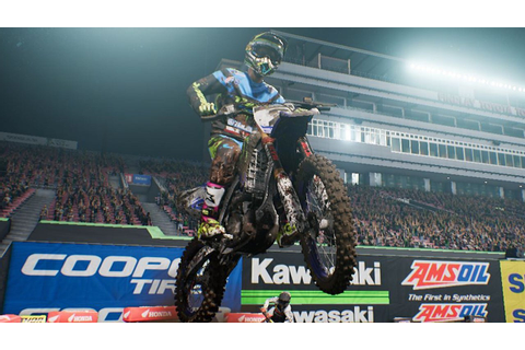 Monster Energy Supercross - The Official Video Game ...
