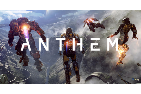 15 Things We Already Know About Anthem | TheGamer