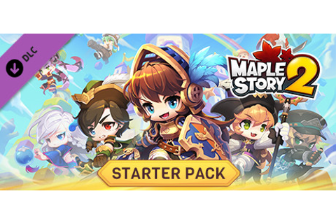 MapleStory 2 - Starter Pack DLC on Steam