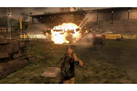 Mercenaries 2 World In Flames Game - Free Download Full ...