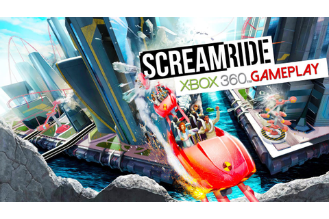 ScreamRide Gameplay (XBOX 360 HD) - YouTube