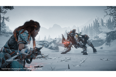 Horizon Zero Dawn update 1.50 patch notes - PlayStation ...