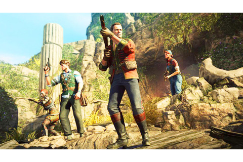 STRANGE BRIGADE - Official Reveal Video Game Trailer 2017 ...