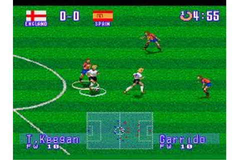 International Superstar Soccer Deluxe | SSega Play Retro ...
