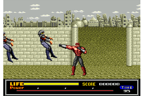 Last Battle (USA, Europe) ROM
