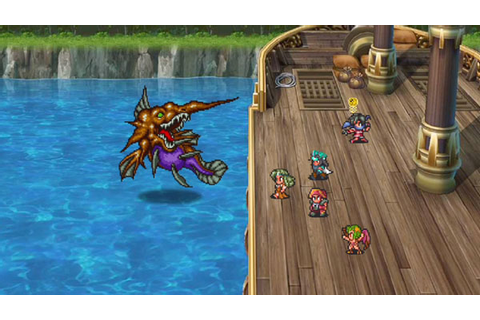 Romancing SaGa 2 for PS Vita and 'other consoles' launches ...