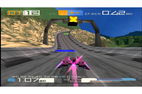 Let's Play Wipeout 3: Classic League Track 5 - Terramax ...