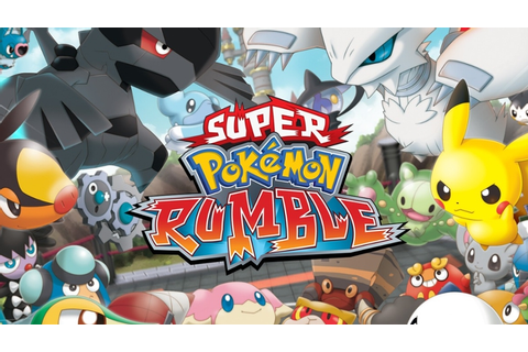Super Pokémon Rumble review (3DS)