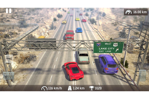 Traffic: Illegal & Fast Highway Racing 5 - Android Apps on ...