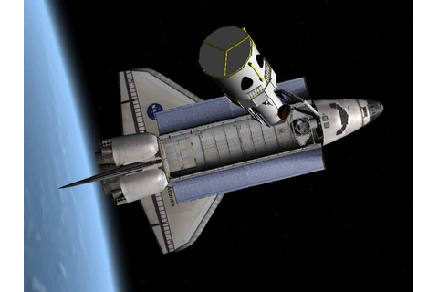 Orbiter - Freeware Realistic Space Flight Simulator - FOSS ...