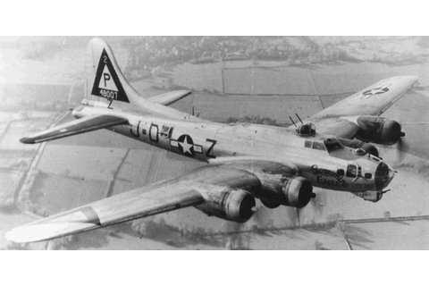 From World War to Star Wars: The B-17 and the Ghost ...