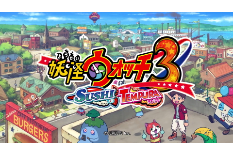 Yo-kai Watch 3 'Galactalian' Gameplay Video