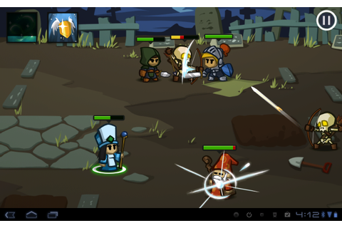 Battleheart Game Play 3 - AndroidTapp