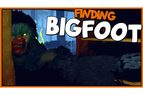 FINDING BIGFOOT - The Ultimate Sasquatch Hunter [Let's ...