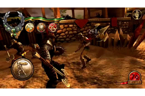 I, Gladiator Android Game HD 2015 - YouTube