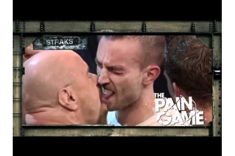 Tongzoenen met leatherboy | The Pain Game | S01E03 - YouTube